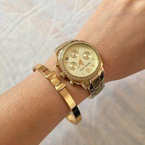 Kate Spade Mini Bow Bangle Bracelet